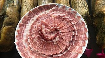 curso cortador de jamon madrid - emplatado