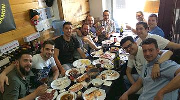 curso cortador de jamon madrid - gastronómico