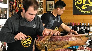 curso cortador de jamon madrid - perfeccionamiento